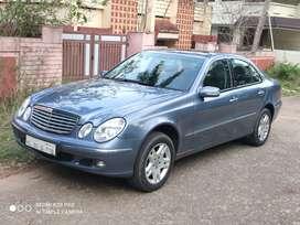 Mercedes-Benz E-Class, 2005, Petrol