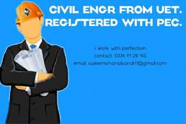 Competitive Civil Engineer