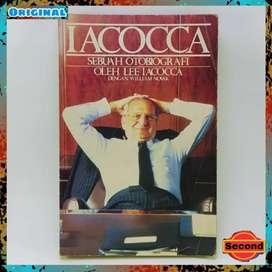 Buku Otobiografi Lee Laccoca Original Tahun 1986