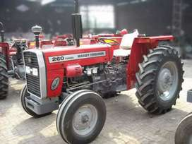 Get Massey Ferguson's( 260) Turbo Easy Instalment plan per aviable