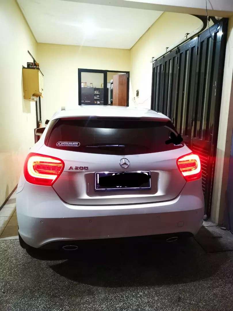 Mercedes benz A200 urban 0