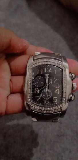Antic pice of DG watch
