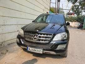 Mercedes-Benz Ml Class, 2011, Diesel