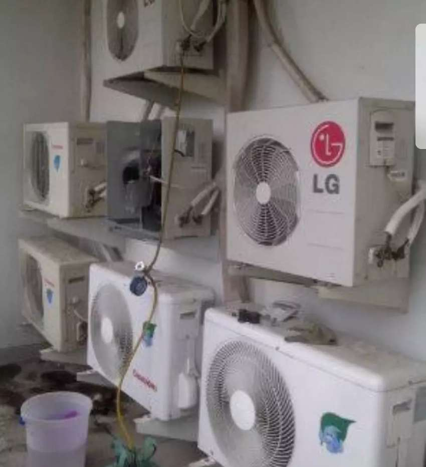 RAJA TEHNIK perbaikan Ac/Mesin cuci/Kulkas/Frezer 0
