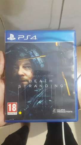 Death stranding ps4 CD