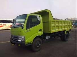 Hino 300 Dutro Dump Truck Truk 130 HD PTO Tahun 2020