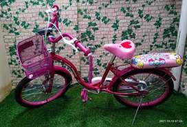 Sepeda anak Sandrio Caracter 20 inch