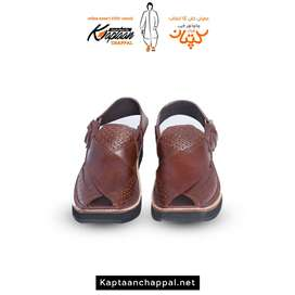 Peshawari Charsadda Kaptaan Chappal for Men
