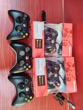 Xbox 360 new and used controllers available