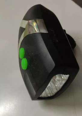 Fasped  3 led lights  with 10 different  voice of horn