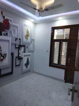 1 bhk 45 sar yards newly build low price near by metro uttamnagarwest