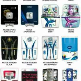 Water purifier sales & service