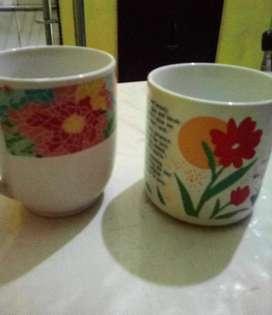 2  mug  keramik