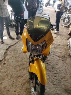 Hero karizma yellow clr for sell