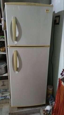 LG 210 ltr double door