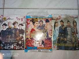 Kaset DVD drakor 3 judul isi 21 cd