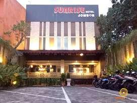Hotel *2 Yogyakarta, Cafe + Meetingroom+ 20 Luxroom+ Restoran sblh McD