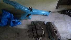 Honda S90 Bahan