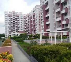 2bhk furnished flat at swaraj residency bachelors also