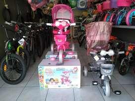 Sepeda Roda Tiga Family F 916 HT