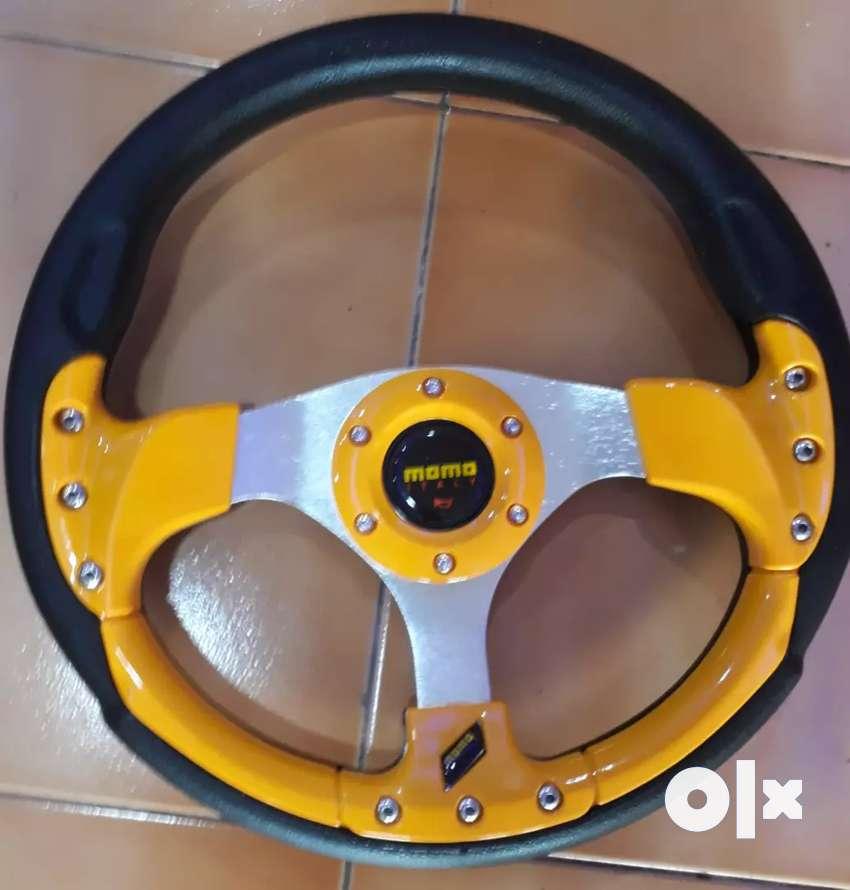 Brand new momo steering 0
