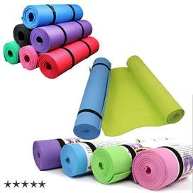 Yoga Exercise Mats, Rest a while and run a mile.