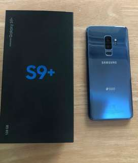 + i M sell now awesome galaxy model S9plus sell