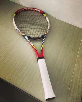 Raket Tenis Wilson BLX Steam