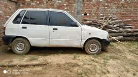 Maruti Suzuki 800 1998 Petrol Good Condition