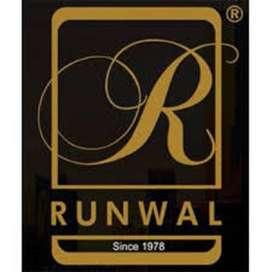 2 bhk in Runwal My City