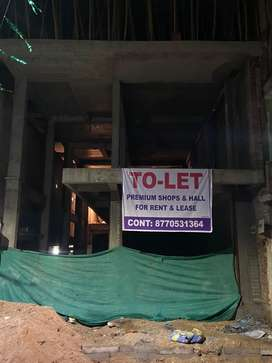 Shops for rent in main town Jharsuguda