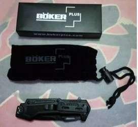 Pisau Lipat Mini CK-Boxer pisau boker murah