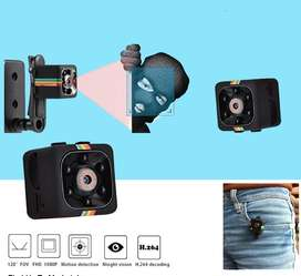 Mini Camera 1080P HD DVR With Night Vision 120 Degree