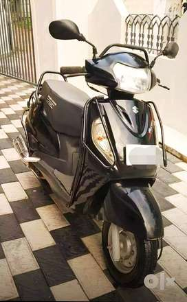 Excellent scooter-less run-mint condition