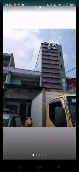 Ruko siap pakai jl raya Juanda Bogor