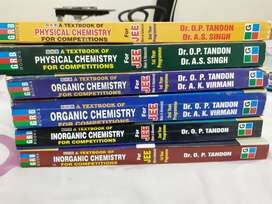 GRB chemistry textbooks for classes 11 and 12