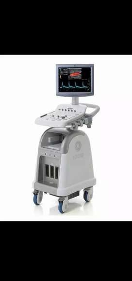 Available ultrasound machine