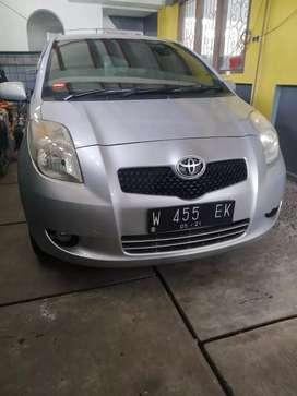 Toyota yaris tipe E automatic