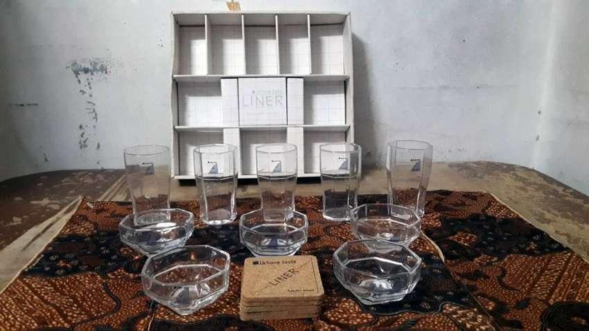 LINER Glassware for Gift