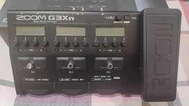 Zoom G3Xn Guitar Processor