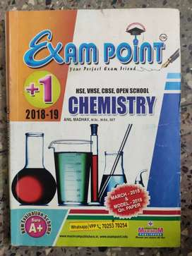 Exam point chemistry guide for plus one