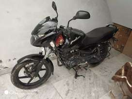 Bajaj Pulsar 150cc , 2018 model Well Maintained and Delhi No..