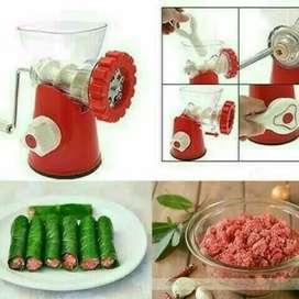 Meat grinder/ penggiling daging dan bumbu