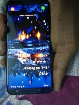 Samsung j6 4GB ram 64gb rom