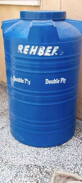 Water tank 500 litre double ply in Malir cantonment, karachi