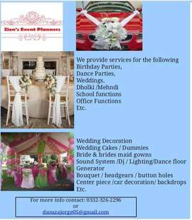 Zion Event Planners