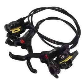 Brake Set Rem Hidrolik Zoom HB-875 Fullset Tinggal Pasang