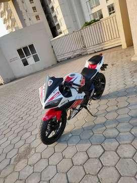 Yamaha R15 V. 2 urgent  sale