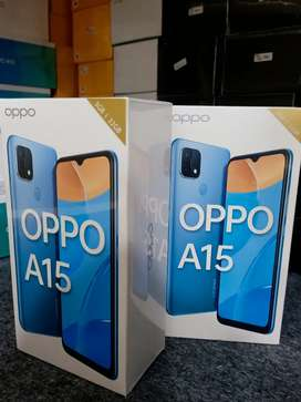 Oppo A15 3-32gb bisa COD