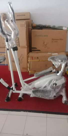 Sepeda statis eleptical bike new arrival best products